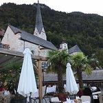 Restaurant im Seehotel Gruner Baum照片