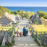 Plimoth Plantation, Mayflower II, and Plimoth Grist Mill Combo Admission Ticket