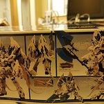 صورة فوتوغرافية لـ GUNDAM CAFE Odaiba
