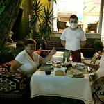 Garden 1897 Restaurant resmi