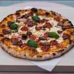 Bilde fra Pizza & Show