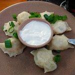 Pierogi góralskie z bryndzą i ziemniakiem