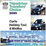 Corfu Holiday Taxi & MiniBus