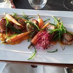 coquilles st jacques carottes