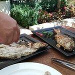 Φωτογραφία: Ποσειδών Seafood restaurant