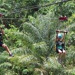 Saint Kitts Zipline Experience