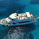 Scenic Boat Tour La Maddalena Archipelago from Palau