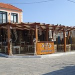 Giannakaros Restaurant, Kotsinas - Lemnos, Greece