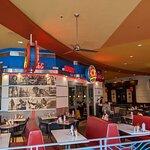Johnny Rockets Dolphin Mall Foto