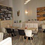 Blick in das Restaurant ( einer der Räume)