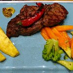 The Grill House resmi