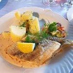 Alle Fischgerichte sind sehr zu empfehlen