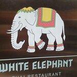 ภาพถ่ายของ White Elephant
