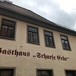 Scharfe Ecke Weimar Foto