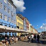 Bilde fra Nyhavns Faergekro