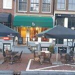 Bilde fra 't Lieverdje Amsterdam