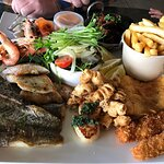 Seafood Plate 6 months ago