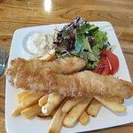Blue Cod at Aparima Restaurant & Bar