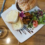 Venison Pie at Aparima Restaurant & Bar