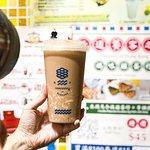 🍴奶茶豆花($24)