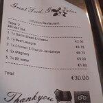 Bilde fra Infusion Restaurante