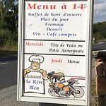 Restaurant Le Reve Bleu