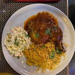 Piri Piri Chicken (kycklinglår)