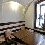 Kavárna Vrátka....