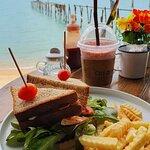 ภาพถ่ายของ Cafe de Pier X Samui