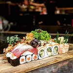 Best sushi in Prague