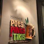 ภาพถ่ายของ Pots Pints and Tikis