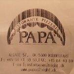 Bilde fra Papa`s Ristorante Pizzeria
