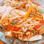 Pad Thai de pato