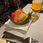 Sashimi - otroliga färger - otroliga smaker
