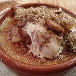 crème brûlée truffe châtaigne