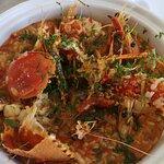 Arroz malandrinho de lagosta