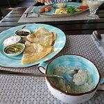 Блины А ля Лагун и Мальдивский завтрак