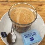 Nos encanta los postres, pero la dieta lo prohibe, por eso un buen café.