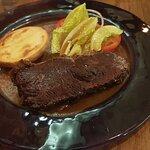 Steak z rostbefa
