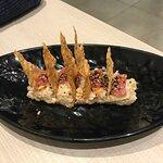 Ensaladilla rusa de arroz con atún rojo