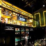 Bar com os melhores drinks todos com bebidas de qualidade! O Moscow Mule é incrível!!