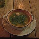 Суп с лососем (Уха по-царски) 260 р. (300 мл)