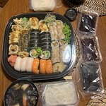 Photo of Sushi and Kimchi