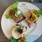 Bilde fra Aalbaek Gl. Kro Restaurant