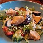 Салат с хрустящими баклажанами. Умопомрачительно вкусно!