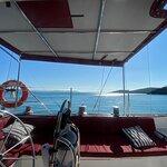 Sejltur med Lady Enid og Snorkeldagstur inklusiv Whitehaven Beach