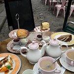 Bilde fra Clarence Brasserie & Tea Room