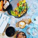 Urgetreide Porridge und Gärtnerfrühstück (vegan)