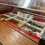 Toppings bar