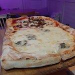 Pizza de 1/2 metro